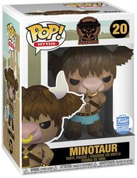Myths - Minotaur (Funko Shop Europe) Vinyl Figure 20