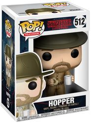 Hopper with Donut (Chase Edition Possible) Vinyl Figure 512