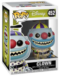 Clown Vinyl Figure 452