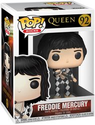 Freddie Mercury Rocks Vinyl Figure 92