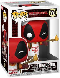 30th Anniversary - Deadpool Backyard Griller Vinyl Figure 774