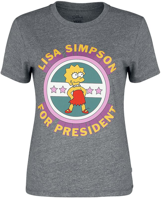 The Simpsons - Lisa 4 Prez