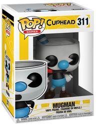 Mugman Vinyl Figure 311