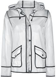 Transparent Rain Jacket