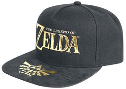 The Legend Of Zelda Snapback Cap
