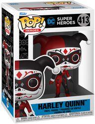 Dia De Los DC- Harley Vinyl Figure