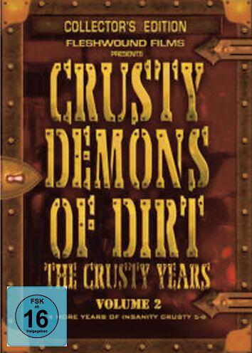 Crusty Demons Crusty Demons of dirt 5-8