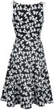 Bow Print Sophia Dress