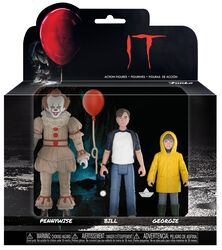 Set 1 - Pennywise, Bill and Georgie