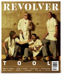 Revolver Mag Issue Aug/Sep