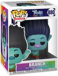 World Tour - Branch (Chase Edition Possible) Vinyl Figure 880