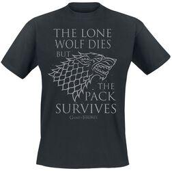 The Lone Wolf Dies