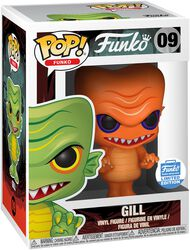Fantastik Plastik - Gill (Funko Shop Europe) Vinyl Figure 09