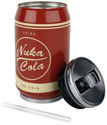 Nuka Cola - Metal Drinks Can