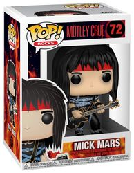 Mick Mars Rocks Vinyl Figure 72