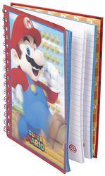 Mario - Notebook