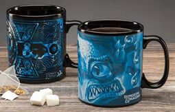Dungeons and Dragons - Heat-Change Mug