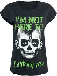 Entertain Skull
