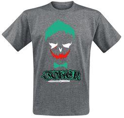 The Joker - Grey Skull