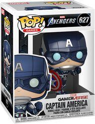 Captain America Vinyl Figure 627