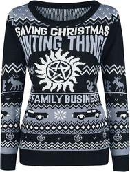 Saving Christmas Hunting Things