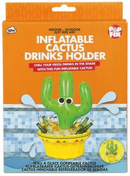 Cactus Drinks Holder