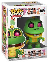 Pizza Sim  - Happy Frog Vinyl Figure 369