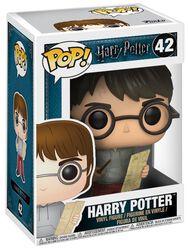 Harry Potter with Marauders Map Vinyl Figure 42