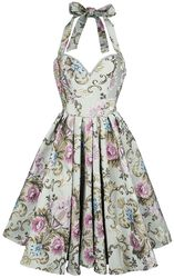Brocade Corset Dress