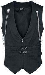 Gothic Fishbone Men's Vest