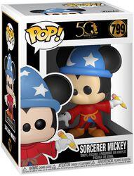 Sorcerer Mickey Vinyl Figure 799
