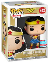 NYCC 2018 - Wonder Woman Vinyl Figure 242
