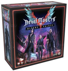 The Blood Palace Board Game