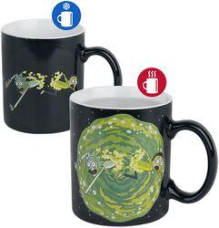 Portal - Heat-Change Mug