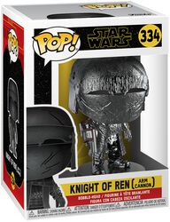 Episode 9 - The Rise of Skywalker - Knight of Ren (Arm Cannon) (Chrome) Vinyl Figure 334