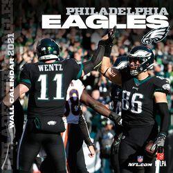 Philadelphia Eagles - 2021 Calendar