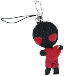 Voodoo In Love Keyring
