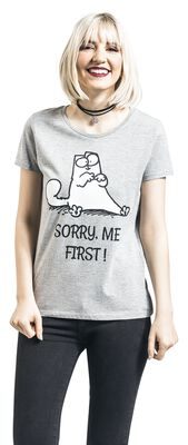 Sorry, But First Me!