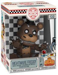 Arcade Vinyl - Nightmare Freddy Vinyl Figure 02