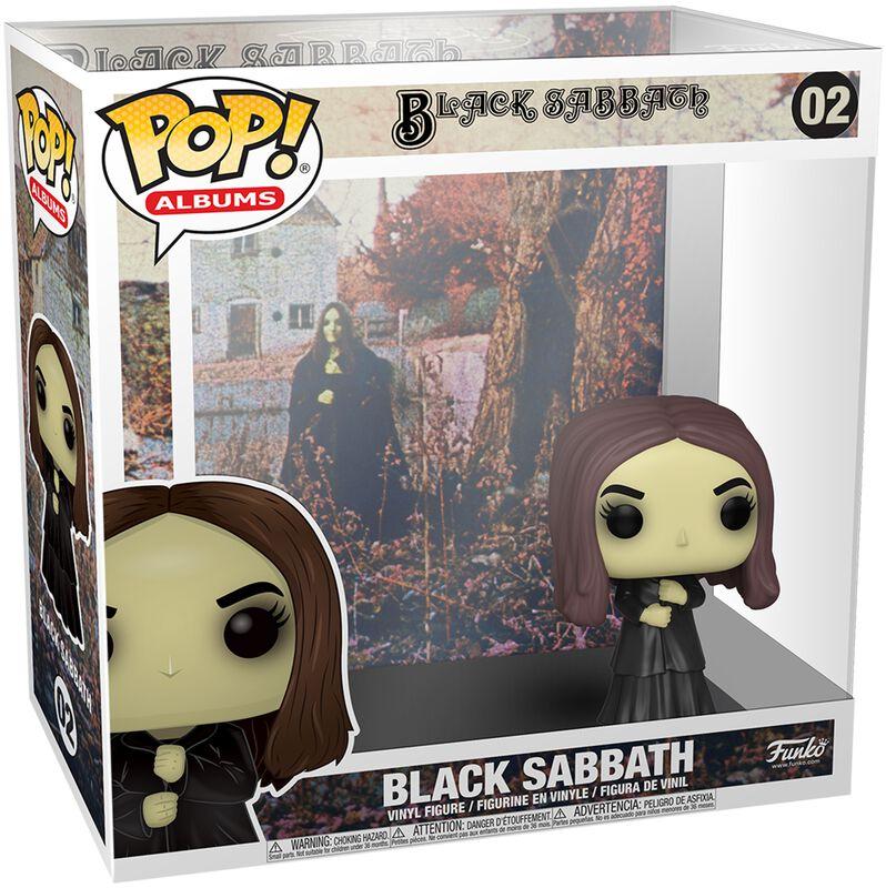 Black Sabbath (Pop! Albums) Vinyl Figur 02