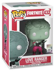 Love Ranger VInyl Figure 432